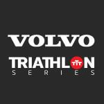 Logo grupy Volvo Triathlon Series